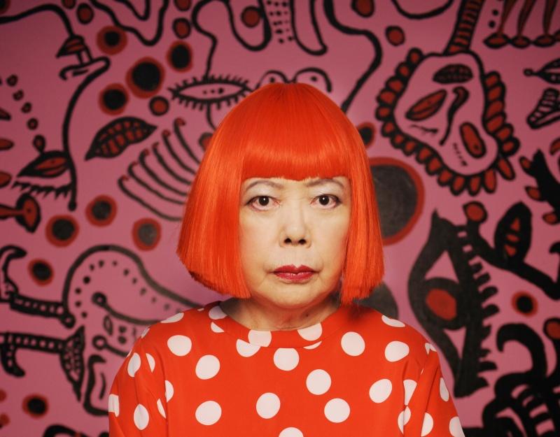 Yayoi Kusama Singapore Exhibition Life is the heart of a rainbow 4