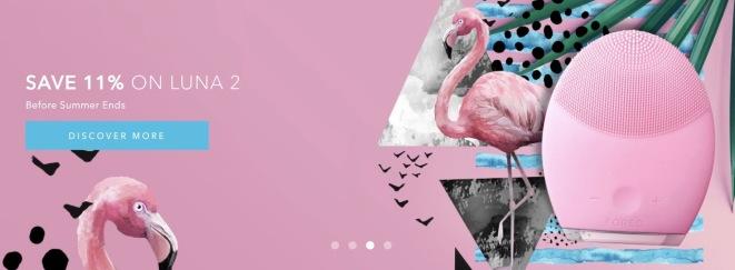 The Boyish Life - Louis Tyler Sim - Foreo Luna Promo Aug